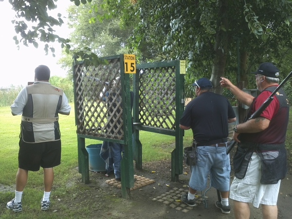 Sporting Clays - Trap - Skeet Shooting Southern California